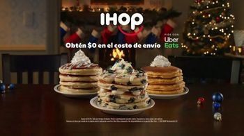 IHOP Holiday Family Feast TV Spot, 'Panqueques de temporada' [Spanish] - Thumbnail 10
