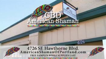 CBD American Shaman TV Spot, 'Making a Difference' - Thumbnail 9