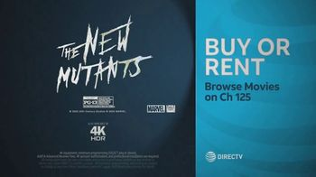 DIRECTV Cinema TV Spot, 'New Mutants' - Thumbnail 10