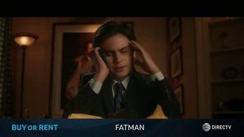 DIRECTV Cinema TV Spot, 'Fatman' - 48 commercial airings