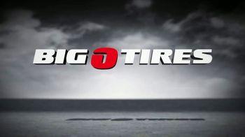 Big O Tires Biggest Black Friday Sale TV Spot, 'Rebate Savings' - Thumbnail 1