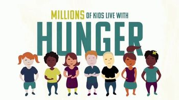 No Kid Hungry TV Spot, 'Fight Hunger: The Recipe to End Hunger: Millions of Kids'