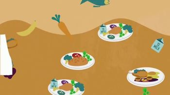 No Kid Hungry TV Spot, 'Fight Hunger: The Recipe to End Hunger: Millions of Kids' - Thumbnail 6