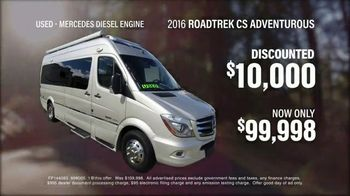 La Mesa RV TV Spot, '2016 Roadtrek CS Adventurous' - Thumbnail 5