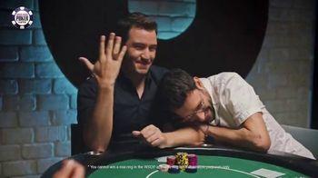 World Series Poker App TV Spot, 'Rings'