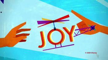 Marine Toys for Tots TV Spot, 'Disney Junior: Holiday Joy'