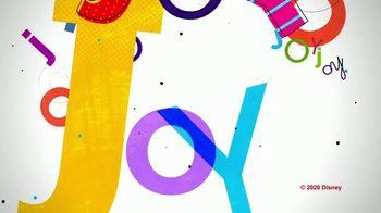Marine Toys for Tots TV Spot, 'Disney Junior: Holiday Joy' - Thumbnail 1