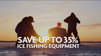 Gander Outdoors TV Spot, 'Ice Fishing Headquarters'