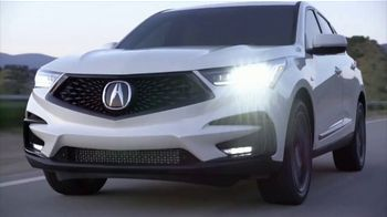 Acura Season of Performance Event TV Spot, 'Pre-Holiday Sale: RDX and MDX' [T2] - Thumbnail 1