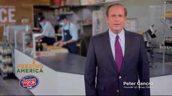 Jersey Mike's TV Spot, 'Raising Funds for People in Need: 20% of Sales Donated' - Thumbnail 5