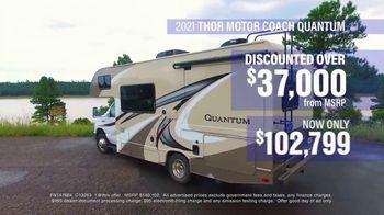 La Mesa RV TV Spot, '2021 Thor Motor Coach Quantum'