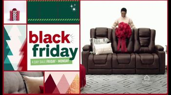 Ashley HomeStore Black Friday 4 Day Sale TV Spot, 'Buy One, Get One Half Off' - Thumbnail 3