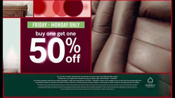 Ashley HomeStore Black Friday 4 Day Sale TV Spot, 'Buy One, Get One Half Off' - Thumbnail 4