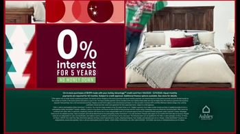 Ashley HomeStore Black Friday 4 Day Sale TV Spot, 'Buy One, Get One Half Off' - Thumbnail 5