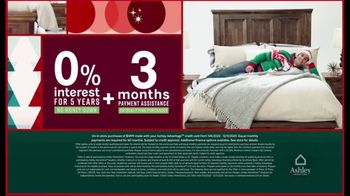 Ashley HomeStore Black Friday 4 Day Sale TV Spot, 'Buy One, Get One Half Off' - Thumbnail 6