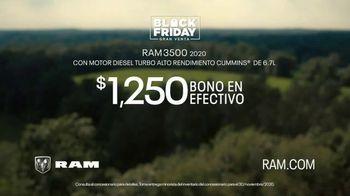 Ram Trucks Black Friday Gran Venta TV Spot, 'Millas que recuperar' [Spanish] [T2] - Thumbnail 8