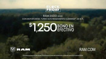 Ram Trucks Black Friday Gran Venta TV Spot, 'Millas que recuperar' [Spanish] [T2] - Thumbnail 9