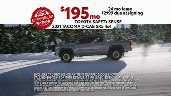 Toyota TV Spot, 'Official Website' [T2] - Thumbnail 9