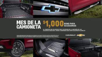 Chevrolet Mes de la Camioneta TV Spot, 'Es la hora' [Spanish] [T2] - Thumbnail 6