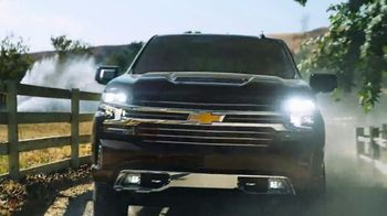 Chevrolet Mes de la Camioneta TV Spot, 'Es la hora' [Spanish] [T2] - Thumbnail 2