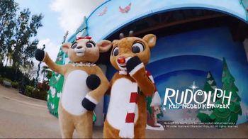 SeaWorld Black Friday Sale TV Spot, 'Christmas Celebration' - Thumbnail 6