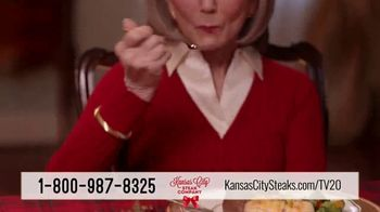 Kansas City Steak Company Holiday Packs TV Spot, 'Holidays: Gifts That Sizzle' - Thumbnail 9