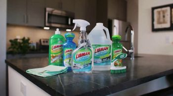 Libman Multi-Surface Disinfecting Cleaner TV Spot, 'When Germs Are All You See' - Thumbnail 8