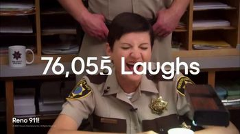 Pluto TV TV Spot, 'By the Numbers: Screams and Laughs' - Thumbnail 7