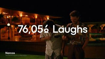 Pluto TV TV Spot, 'By the Numbers: Screams and Laughs' - Thumbnail 8