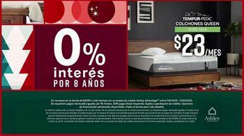 Ashley HomeStore Venta de Colchones de Black Friday TV Spot, 'Colchones selectos ajustables' [Spanish] - Thumbnail 3