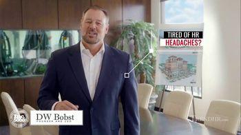 TrendHR Services TV Spot, 'HR Headaches: Save 10%'