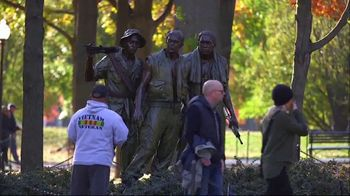The Vietnam Veterans Memorial Fund TV Spot, 'Keep the Promise to Never Forget' Featuring Gary Sinise - Thumbnail 8