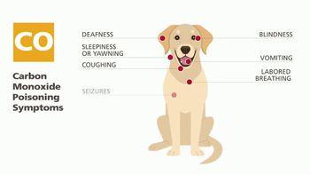 Kidde United Technologies TV Spot, 'Carbon Monoxide Poisoning in Pets' - Thumbnail 5