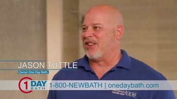 One Day Bath and Shower Remodeling TV Spot, 'Bathroom Remodel: What To Expect'
