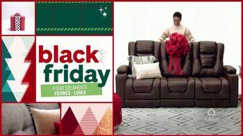 Ashley HomeStore Black Friday TV Spot, 'Compre uno y reciba uno 50% de descuento' [Spanish] - Thumbnail 2