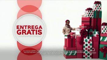 Ashley HomeStore Black Friday TV Spot, 'Compre uno y reciba uno 50% de descuento' [Spanish] - Thumbnail 6