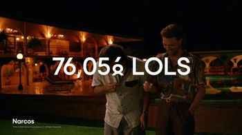 Pluto TV TV Spot, 'By the Numbers: Entrances, Laughs and Screams' - Thumbnail 5
