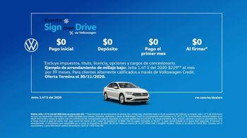 Volkswagen Evento Sign Then Drive TV Spot, 'Cero razones' [Spanish] [T2] - Thumbnail 10