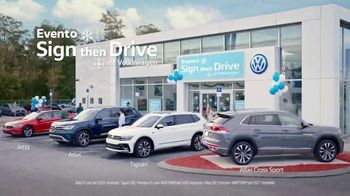 Volkswagen Evento Sign Then Drive TV Spot, 'Cero razones' [Spanish] [T2] - Thumbnail 6