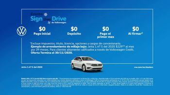 Volkswagen Evento Sign Then Drive TV Spot, 'Cero razones' [Spanish] [T2] - Thumbnail 9