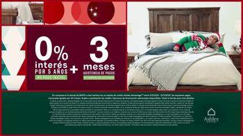 Ashley HomeStore Black Friday TV Spot, '50% de descuento y 0% interés' [Spanish] - Thumbnail 3