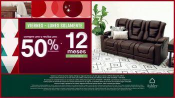 Ashley HomeStore Black Friday TV Spot, '50% de descuento y 0% interés' [Spanish] - Thumbnail 2
