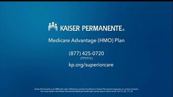 Kaiser Permanente Medicare Advantage Plan TV Spot, '2021: Break Away' - Thumbnail 3