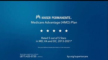 Kaiser Permanente Medicare Advantage Plan TV Spot, '2021: Break Away' - Thumbnail 1