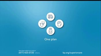 Kaiser Permanente Medicare Advantage Plan TV Spot, '2021: Break Away' - Thumbnail 2