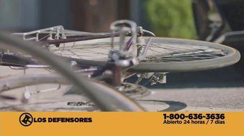 Los Defensores TV Spot, 'Atropellado' con Jorge Jarrín, Jaime Jarrín [Spanish] - 413 commercial airings