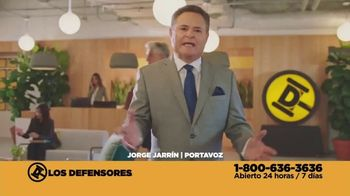 Los Defensores TV Spot, \'Atropellado\' con Jorge Jarrín, Jaime Jarrín [Spanish]