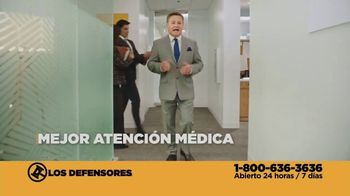 Los Defensores TV Spot, 'Atropellado' con Jorge Jarrín, Jaime Jarrín [Spanish] - Thumbnail 5