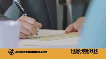 Los Defensores TV Spot, 'Atropellado' con Jorge Jarrín, Jaime Jarrín [Spanish] - Thumbnail 7