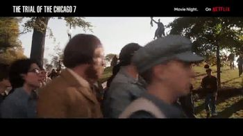 Netflix TV Spot, 'The Trial of the Chicago 7' - Thumbnail 1